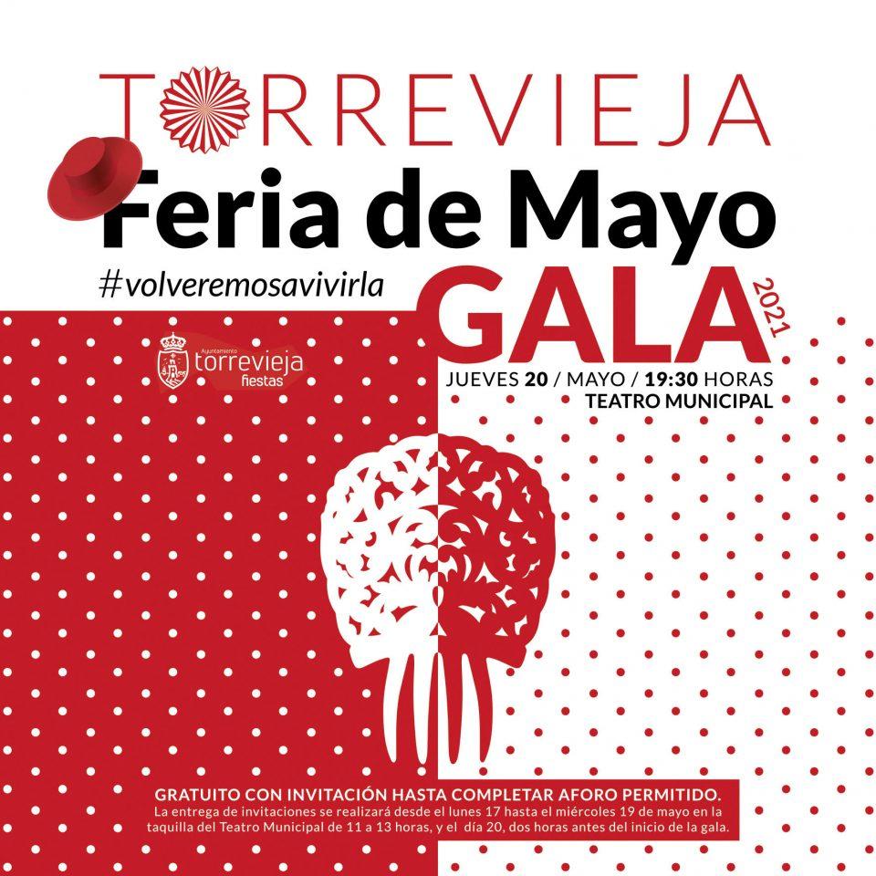Torrevieja recordará las fiestas de mayo con una gala en el Teatro Municipal 6
