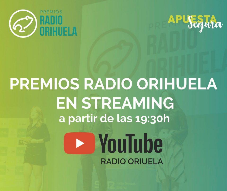 LIVE | Gala III Edición de los Premios Radio Orihuela 6