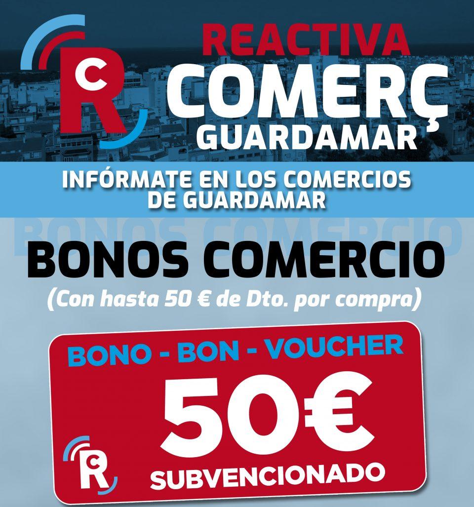 Guardamar lanza una campaña comercial con grandes descuentos en las compras 6