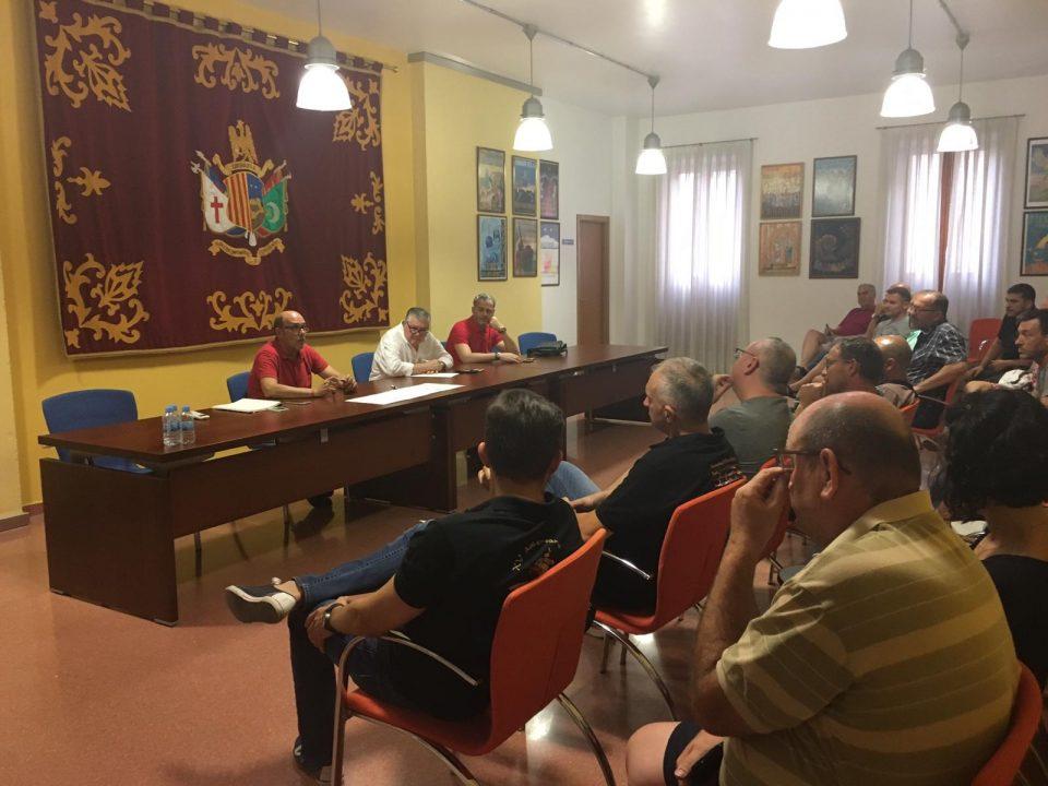 Orihuela suspende la Guerrilla Única de la Pólvora 6