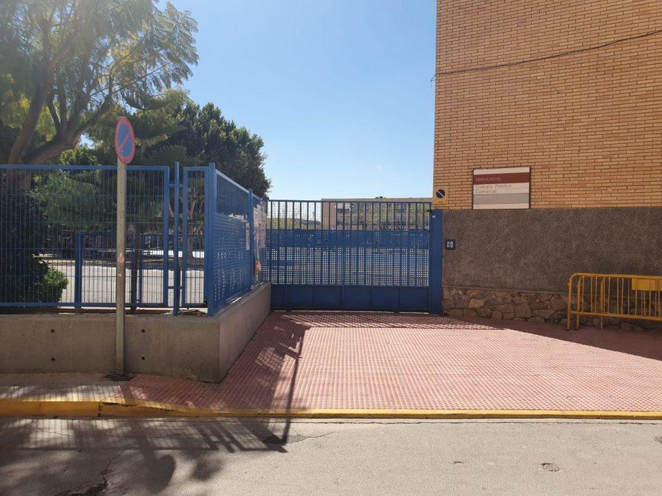 Redován saca a licitación la dirección de las obras para el colegio y el instituto 6