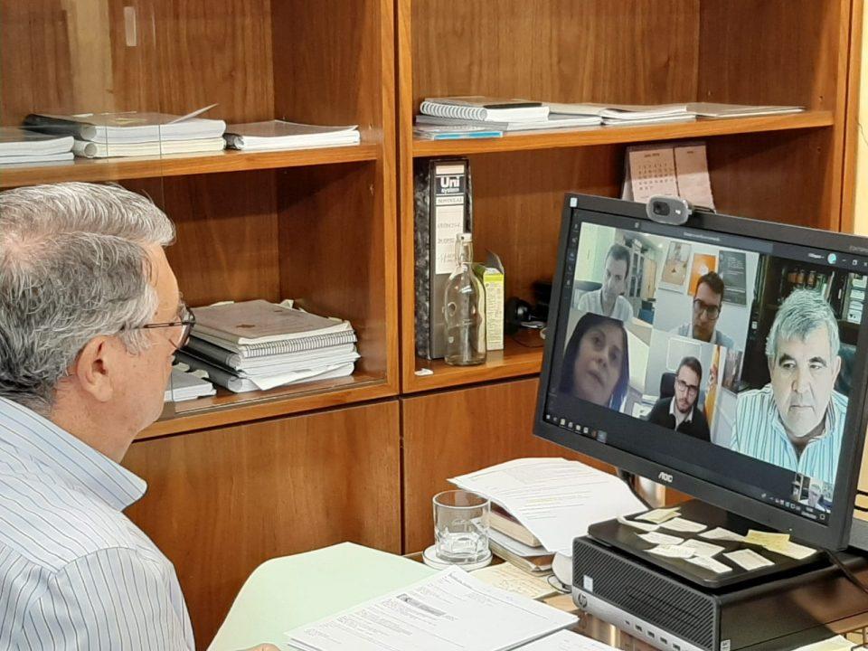 El presidente de la CHS se reúne con el Ayuntamiento de Redován 6