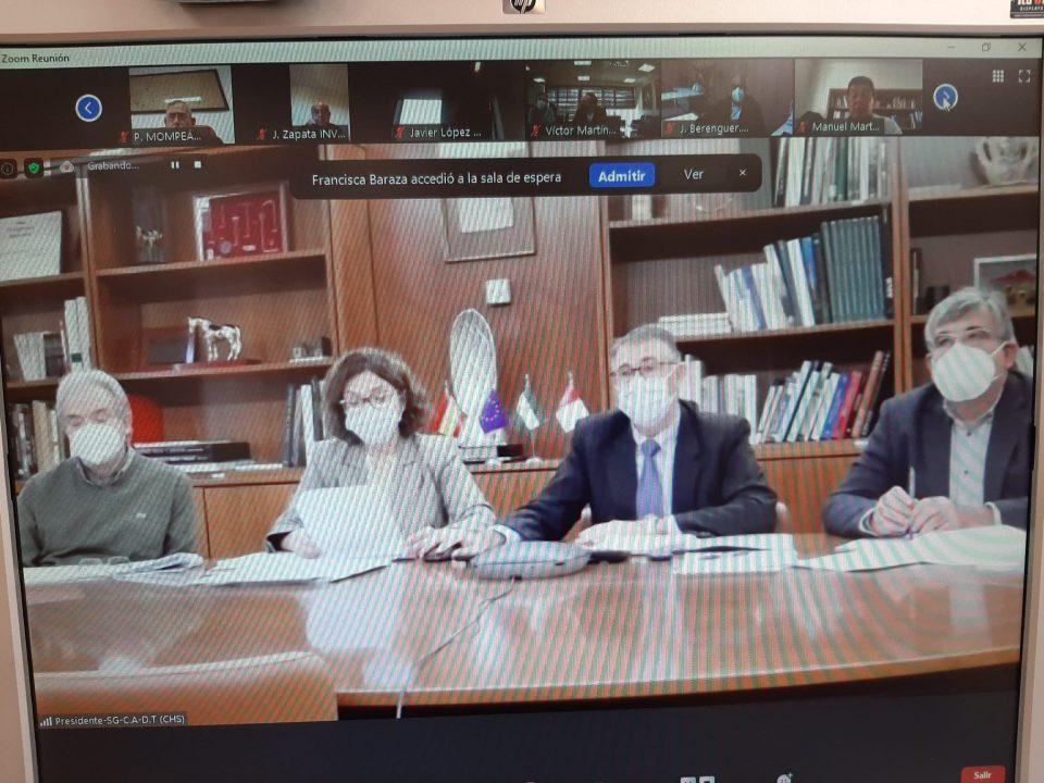 La CHS informa de los asuntos que se someterán al Consejo del Agua de la Demarcación 6