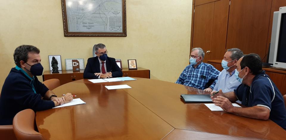 La CHS explica al Juzgado de Aguas de Orihuela las actuaciones para reducir el riesgo de inundaciones 6