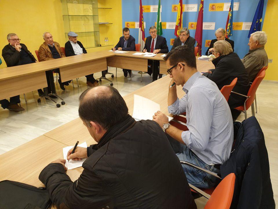 La CHS licita por 17,2 millones de euros obras de emergencia tras la DANA 6