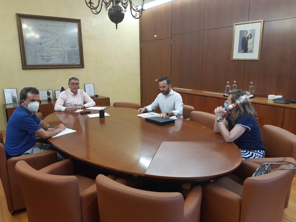 La CHS analizará las actuaciones a desarrollar en Callosa tras los daños de la DANA 6