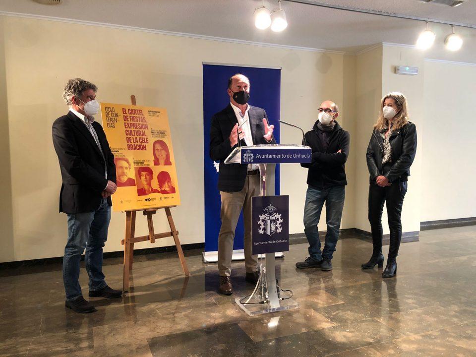 Orihuela acoge un ciclo de conferencias enmarcadas en la 'World Design Capital Valencia 2022' 6