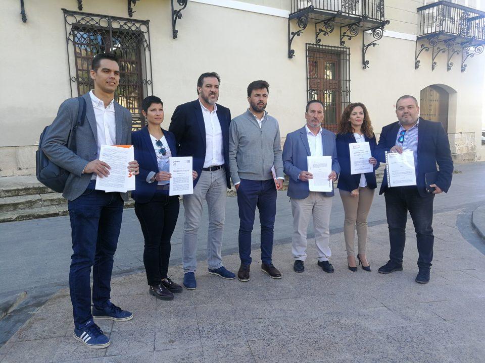 Ciudadanos denuncia el rechazo hacia las propuestas aprobadas en los plenos por la DANA 6