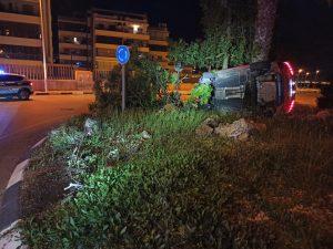 Detenido un conductor en Orihuela Costa al negarse a someterse a los test de alcoholemia y drogas 7