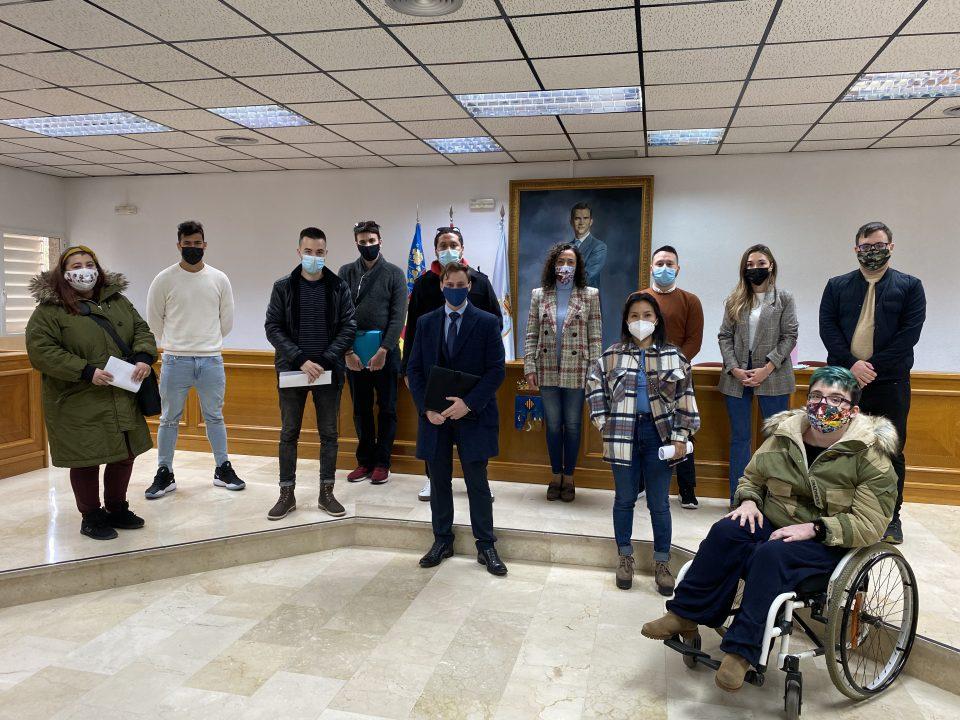 Comienzan a trabajar 47 personas del programa ECOVID en Torrevieja 6