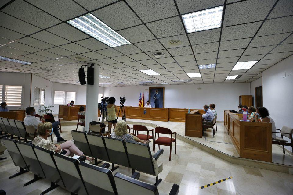 El Juez rechaza el recurso del PP de Torrevieja y obliga a exponer de nuevo los presupuestos 6