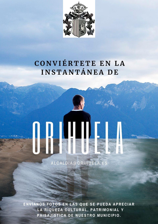 El alcalde de Orihuela anima a participar en una campaña fotográfica para promocionar la ciudad 6
