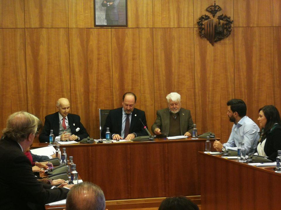 El Consell Valenciano de Cultura se reúne en Orihuela por el progreso de la Vega Baja 6