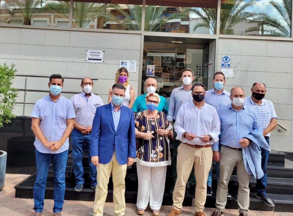 Alcaldes socialistas del Consorcio de Residuos de la Vega Baja exigen representatividad en el organismo 6