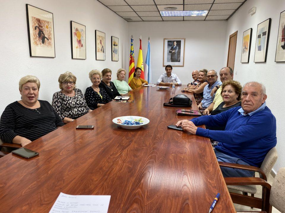 Constituyen en Torrevieja el Consejo de Gente Mayor 6