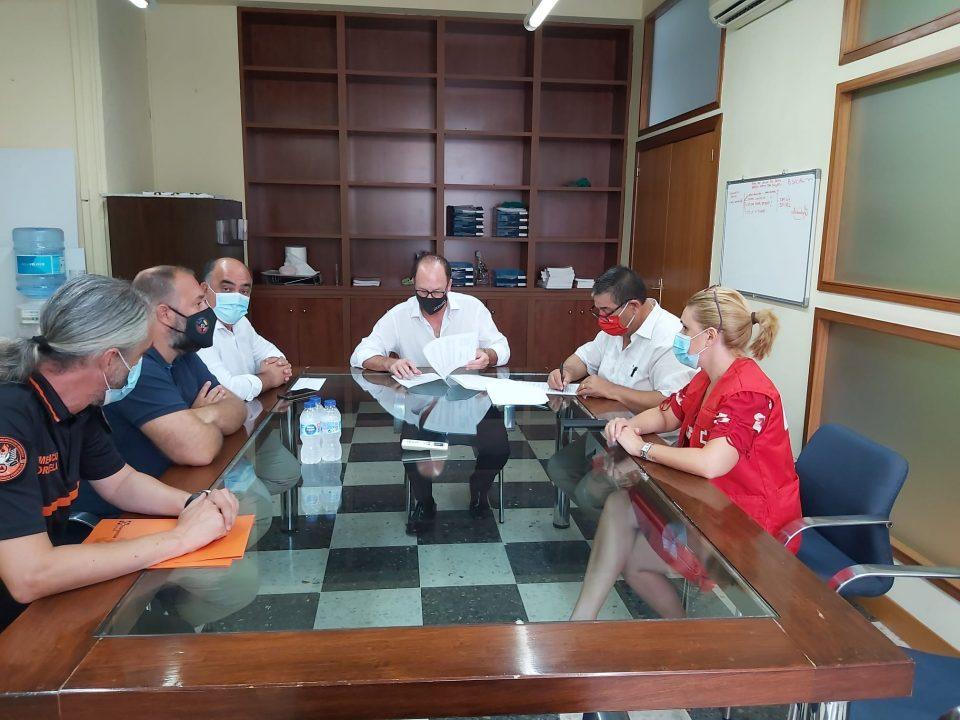 Convenio de colaboración entre el Ayuntamiento de Orihuela y Cruz Roja Española 6