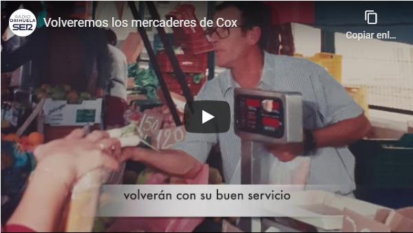 Cox, la economía de todo un pueblo paralizada ante la suspensión de los mercadillos 6