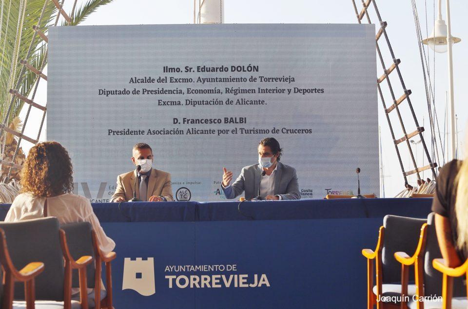 Torrevieja acoge la IV edición de la jornada de la Asociación Alicante por el Turismo de Cruceros 6
