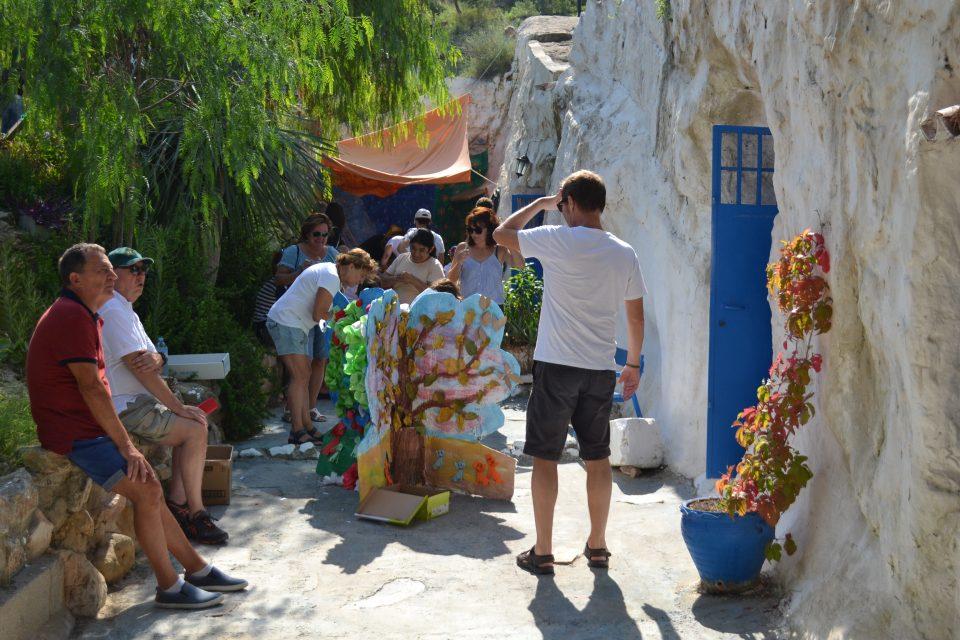Las cuevas de Rodeo de Rojales recobran su actividad cultural este fin de semana 6