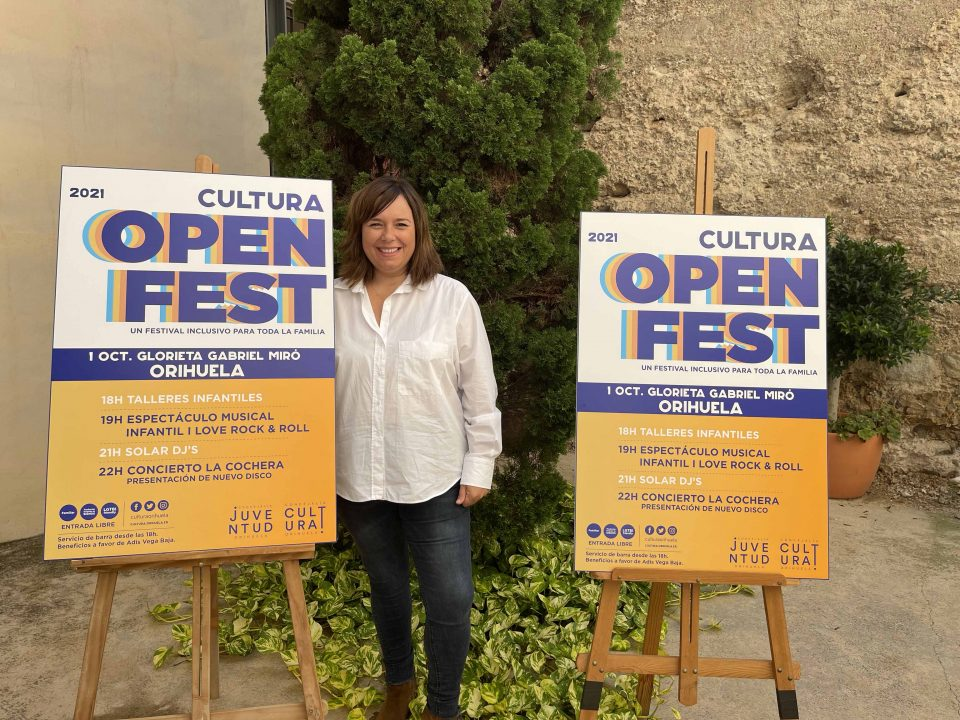 "Llega el festival ""Cultura Open Fest"" a Orihuela con actividades para toda la familia 6"
