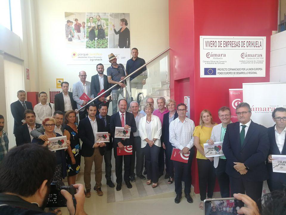 Alcaldes y empresarios se reúnen para reivindicar las necesidades de la comarca 6