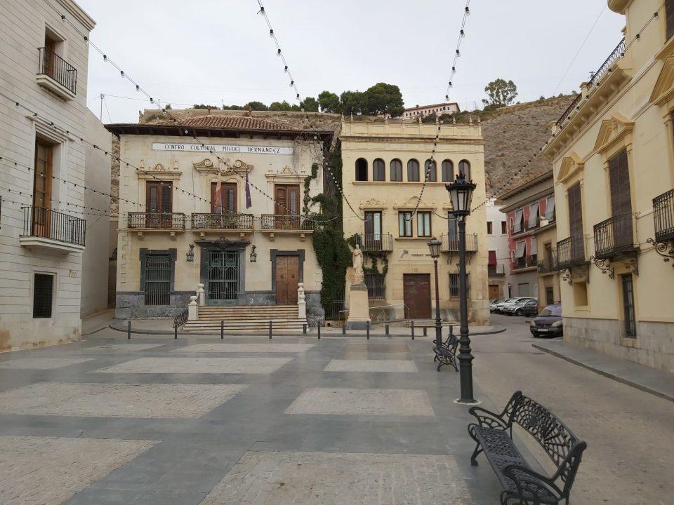Orihuela rehabilitará la antigua Caja de Ahorros de Ntra. Sra. de Monserrate 6