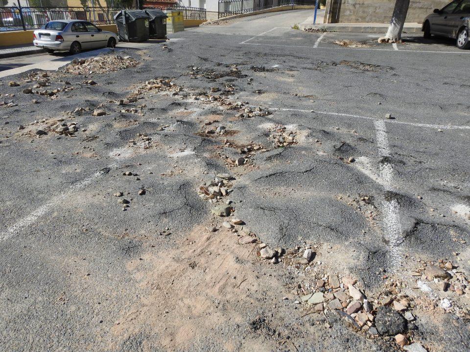El PSOE de Orihuela exige una actuación urgente en barrios y pedanías afectados por la DANA 6