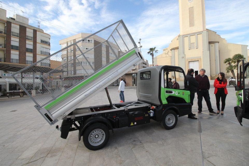 El Ayuntamiento de Guardamar apuesta por nuevos vehículos no contaminantes 6