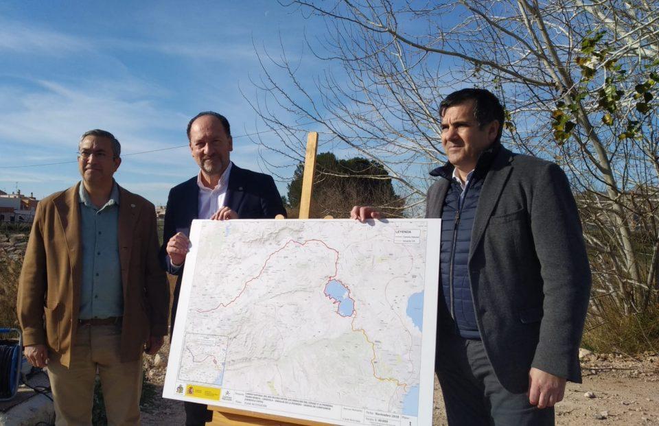 Un camino natural conectará el casco y la costa de Orihuela 6