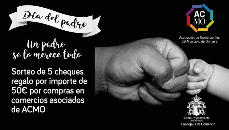 El comercio de Orihuela lanza su campaña para el Día del Padre 6