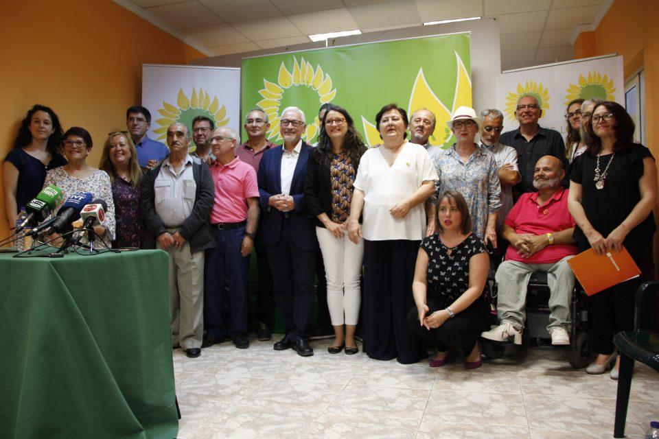 """Los Verdes de Torrevieja presentan su candidatura """"Compromiso Municipal"""" 6"""