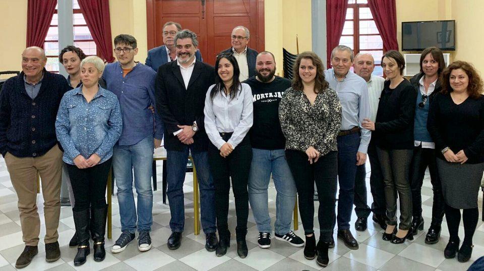 El PSOE de Callosa de Segura proclama a Fran Maciá candidato a la alcaldía 6