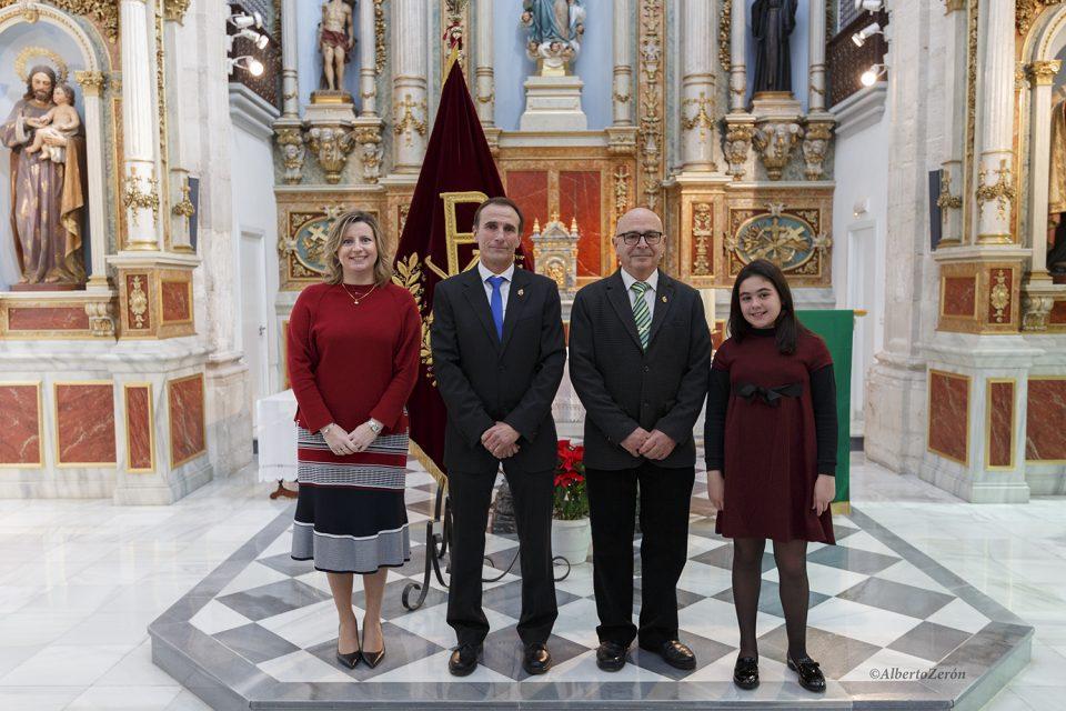 """""""El Prendimiento"""" anuncia sus cargos para la Semana Santa 2019 6"""
