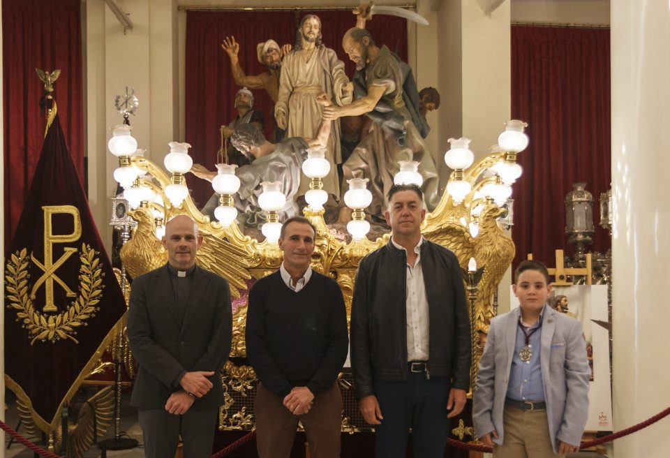 El Prendimiento de Orihuela nombra a sus cargos para la Semana Santa 2020 6