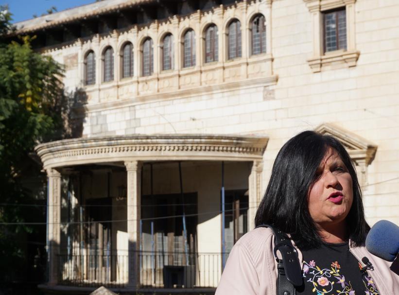 Carmen Gutiérrez desvela que las viviendas de la permuta no existen 6