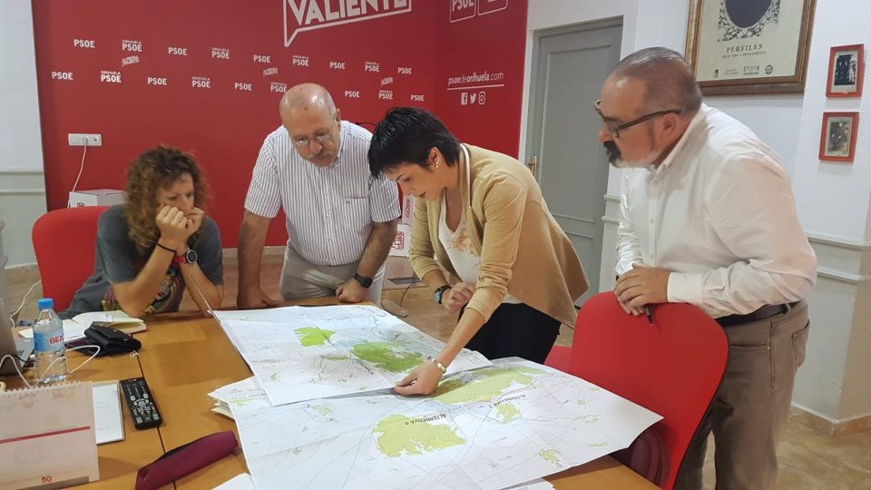 El PSOE insta al Ayuntamiento a crear una nueva zona industrial en Orihuela 6