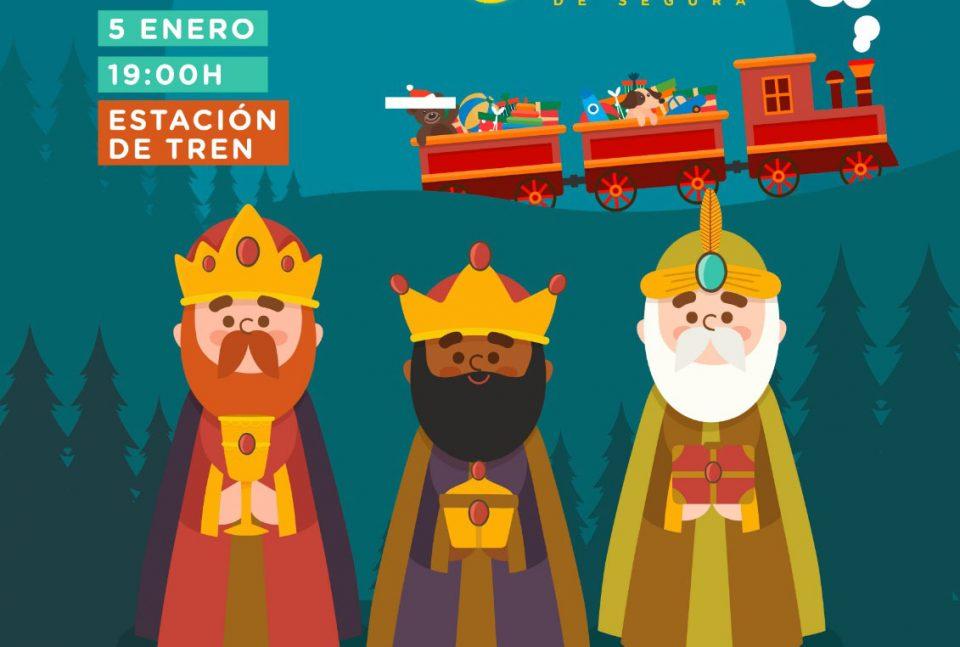 Los Reyes Magos llegarán a Callosa en tren 6