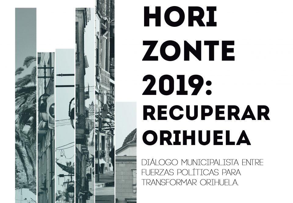 Cambiemos abre el diálogo para construir una alternativa de gobierno en Orihuela 6