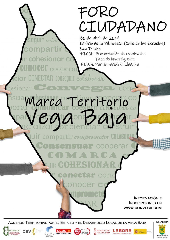 Convega sigue trabajando en la Marca Territorio Vega Baja 6