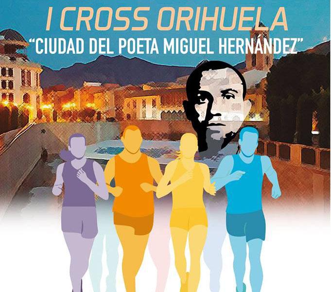 """Orihuela acogerá el I Cross """"Ciudad del Poeta Miguel Hernández"""" 6"""