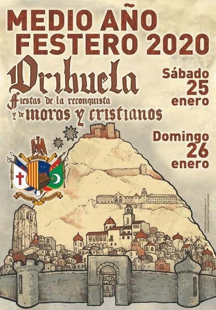 Los Moros y Cristianos de Orihuela se preparan para el Medio Año Festero 6