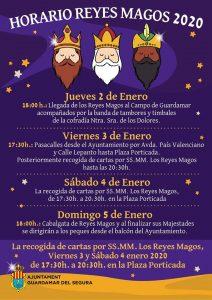 Los Reyes Magos llegan a Guardamar 7
