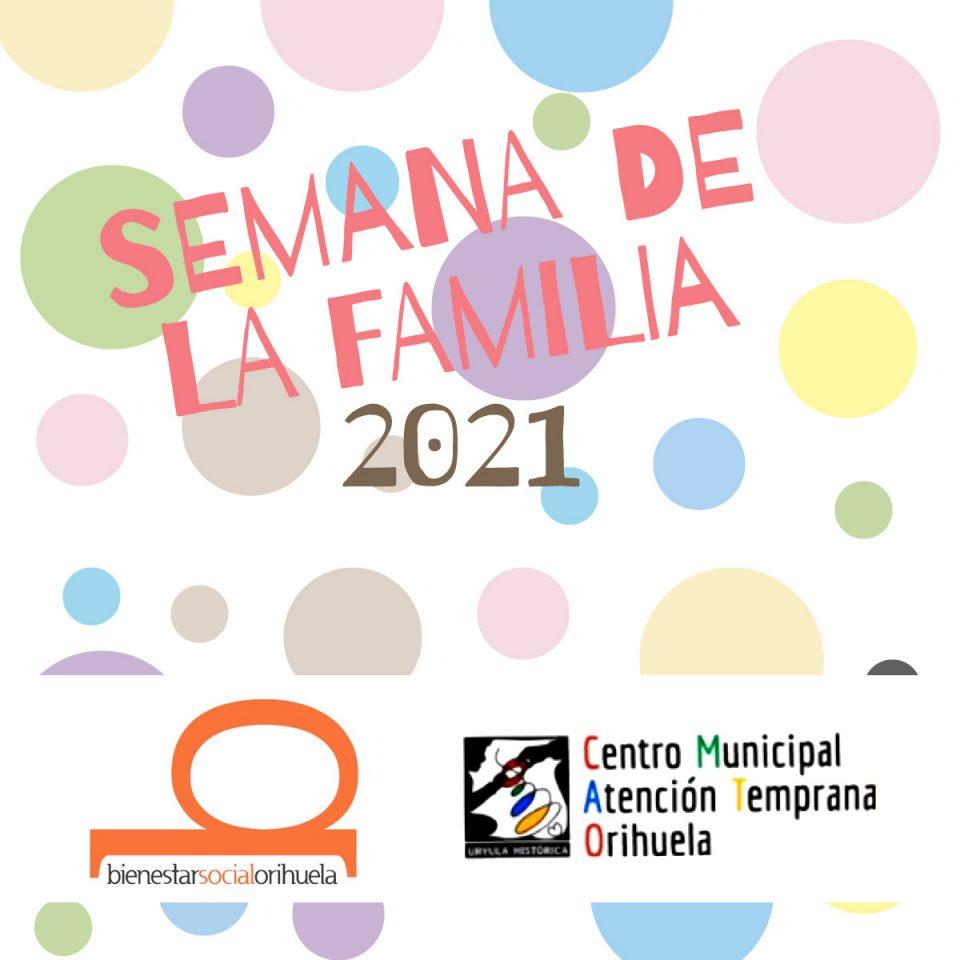Bienestar Social de Orihuela conciencia sobre la importancia de la familia con motivo del Día Internacional 6