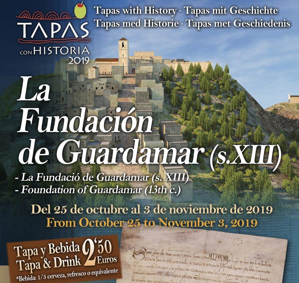 Llegan las Tapas con Historia de Guardamar 6