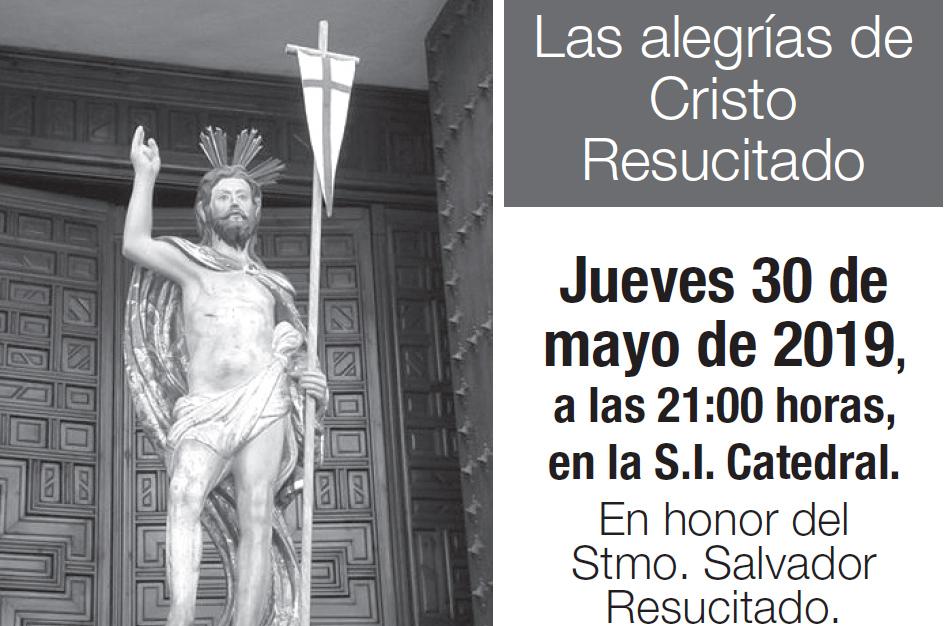 La Catedral acoge un VIA LUCIS este jueves 6