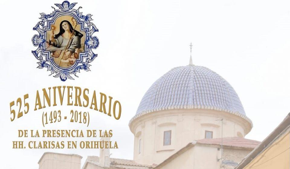 Las Clarisas organizan una conferencia en el marco de su 525 aniversario en Orihuela 6