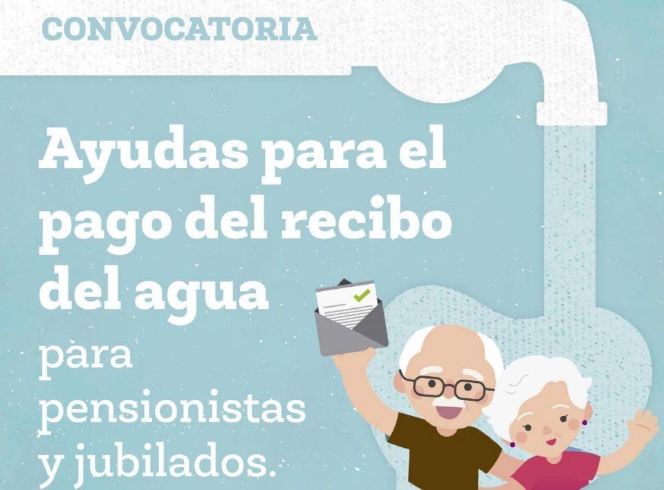 Callosa convoca las ayudas para del recibo del agua para pensionistas 6