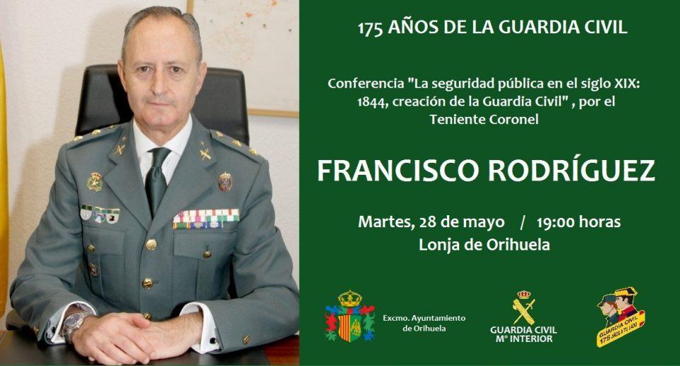 La exposición del 175 aniversario de la Guardia Civil llega a Orihuela 6