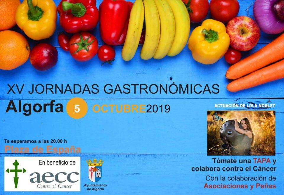 Algorfa celebra sus jornadas gastronómicas con carácter solidario 6