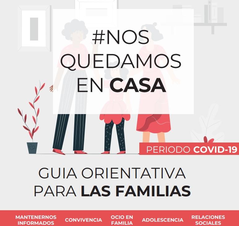 Educación y el Colegio Oficial de Psicología lanzan una guía con orientaciones para las familias 6